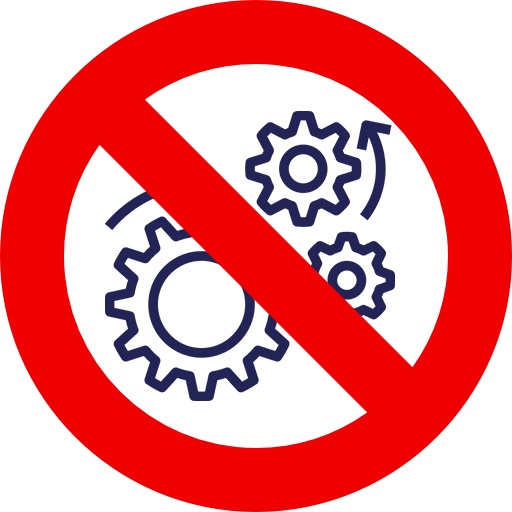 banned spinning cogs